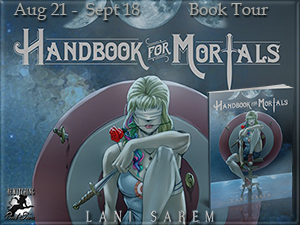 Handbook For Mortals Spotlight Tour