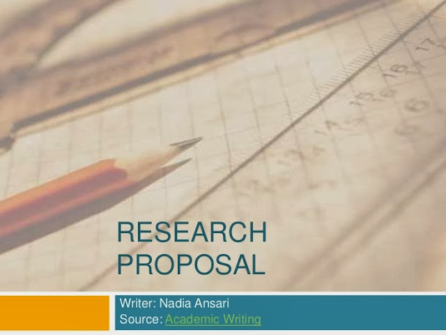 Marketing research proposal ideas