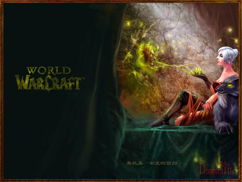 World of Warcraft HD & Widescreen Wallpaper 0.98749102406144