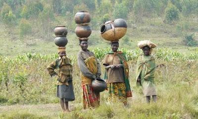wanita burundi