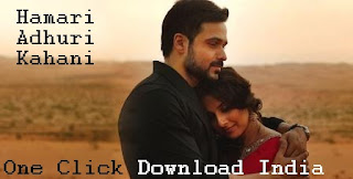 Hamari Adhuri Kahani Title Song Lyrics
