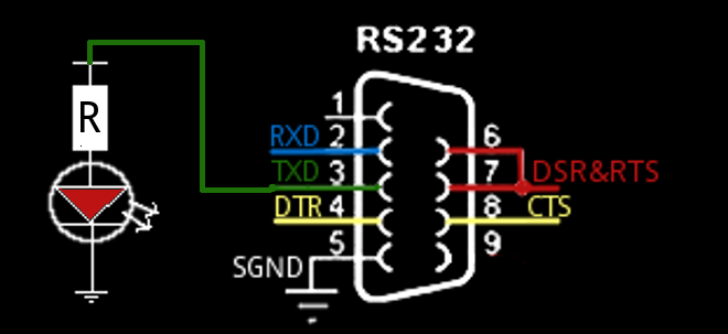 Rs232 Tester Schematic Rs232 Free Engine Image For User