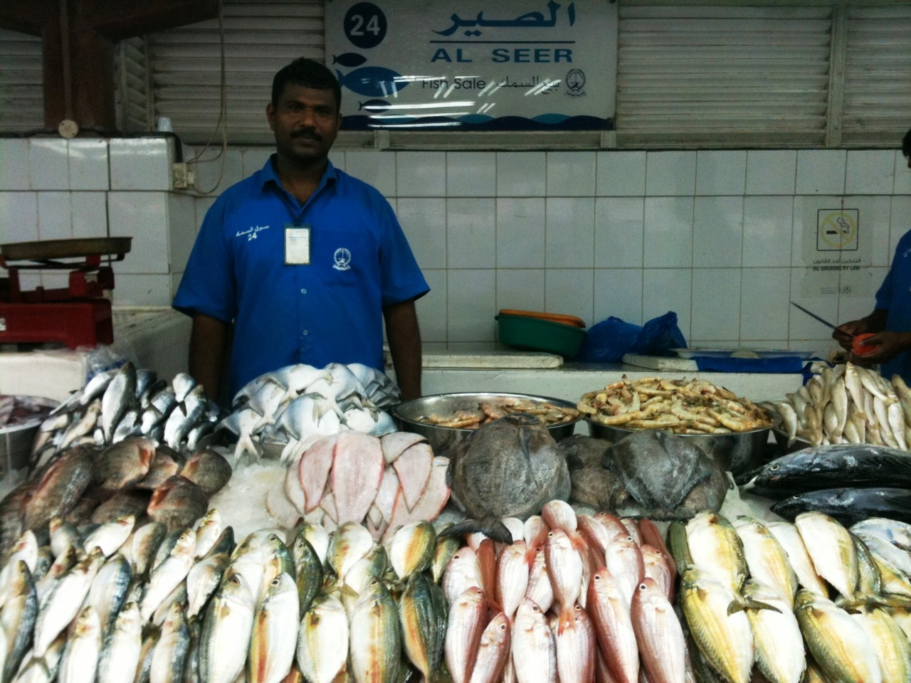 My yellow bells food travel and style blogger in dubai for What does it mean when your sperm smells like fish