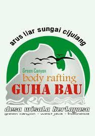 Operator Body Rafting Guha Bau Green Canyon