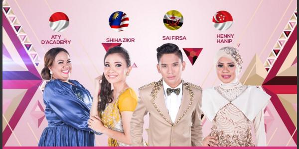 Penilaian Sementara Dangdut Academy Asia Group B Tgl 19 November 2015