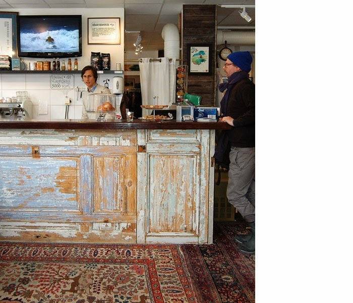 Icono interiorismo decorando con puertas viejas - Cosas antiguas para decorar ...