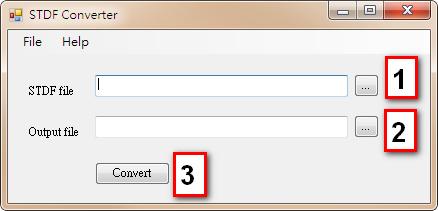 Free Stdf File Converter