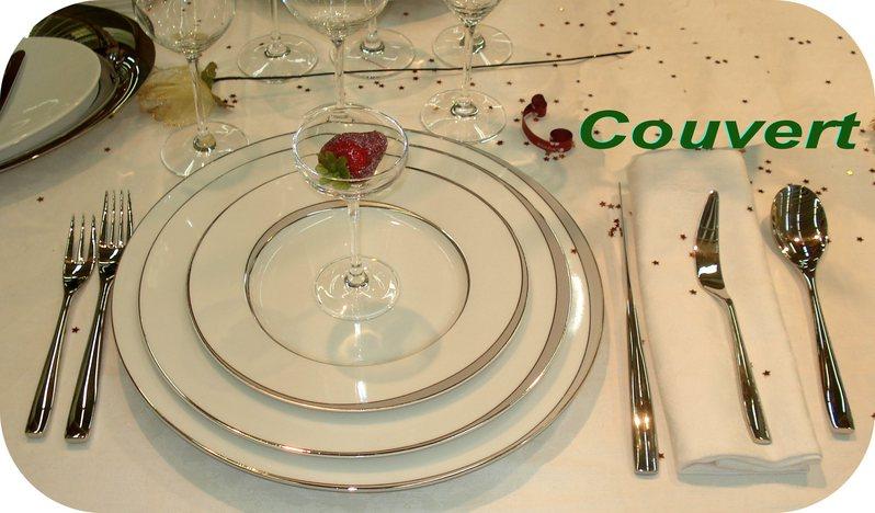 Fran ais avec madame virginia d 39 al la nourriture et les - Comment dresser les couverts sur une table ...