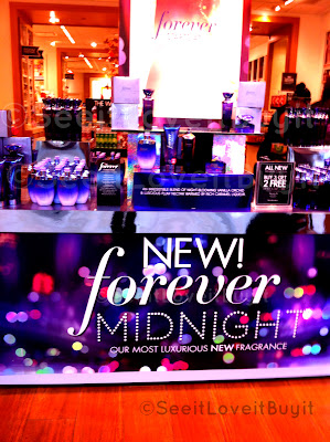 Forever Midnight Display