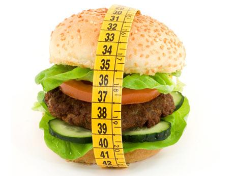Appezzamenti su disposizione di peso in eccesso