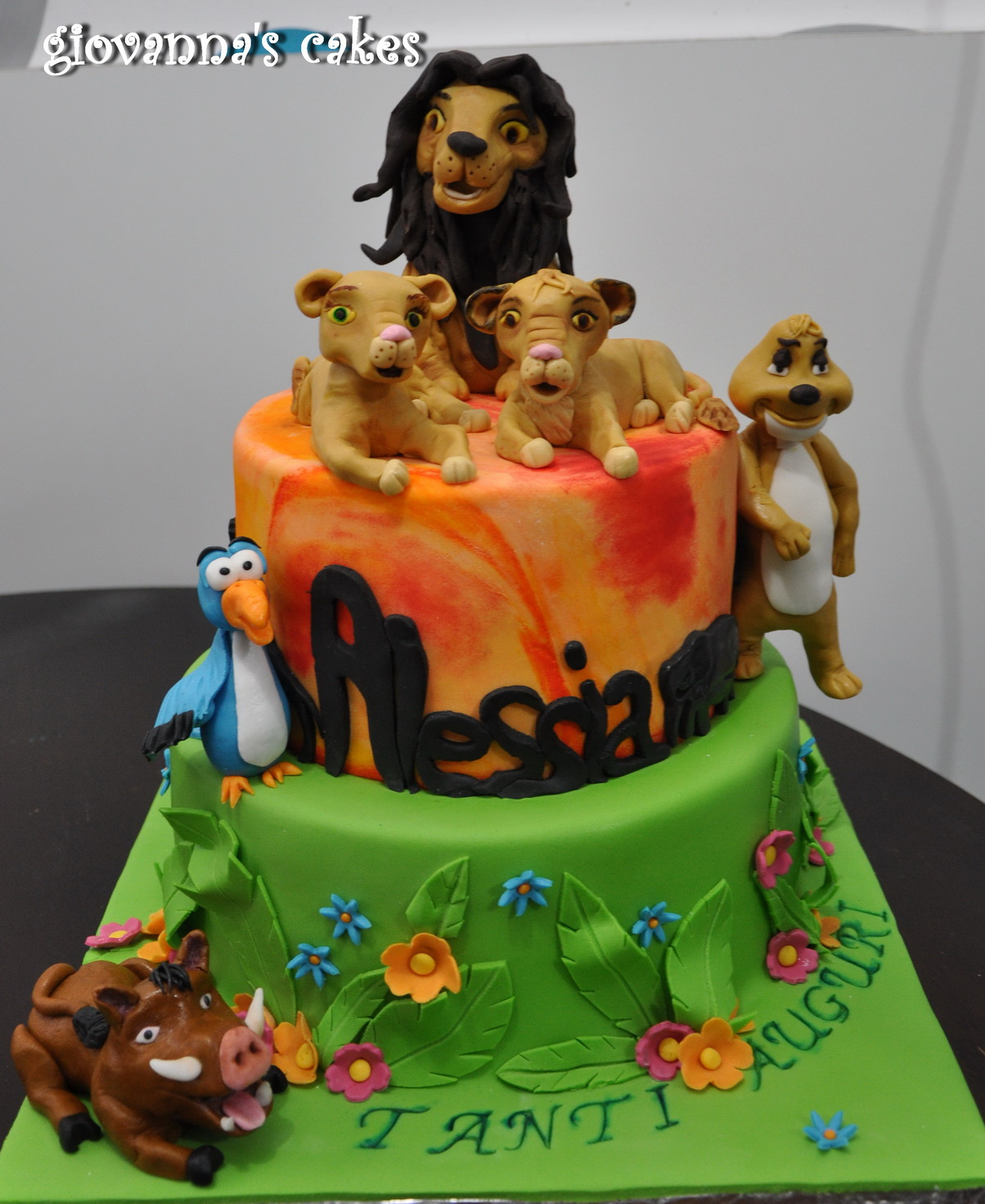 Lion King Cake Decorations Uk : Themed Bathroom Sets. Http Liezcakesandetc Blogspot Com ...