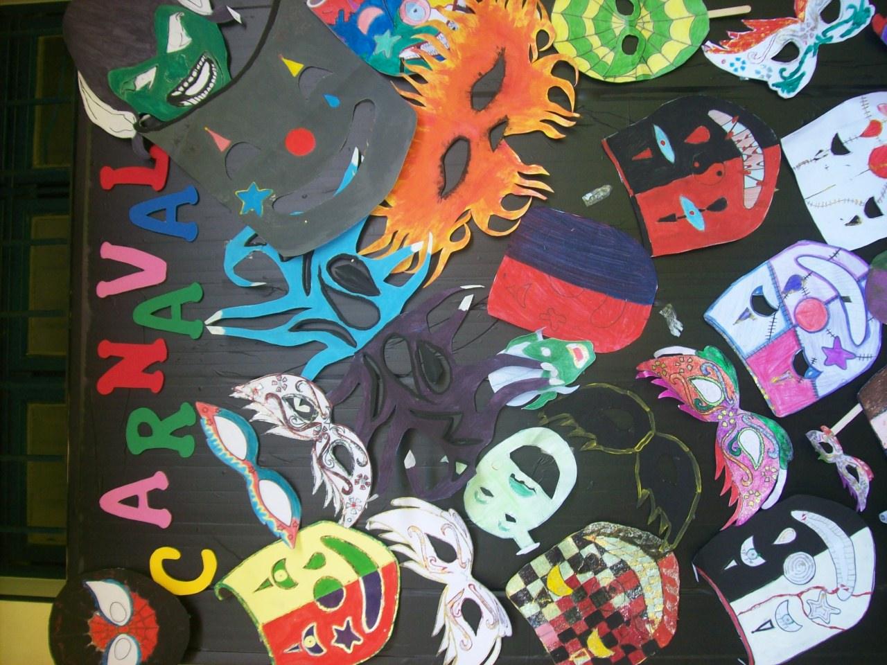 Educação Integral: Culminância do projeto carnaval. #B1501A 1280 960