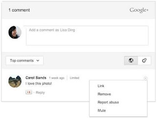 How to add Google+ comment widget on Blogger