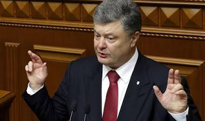 Послание президента Порошенко Верховной Раде
