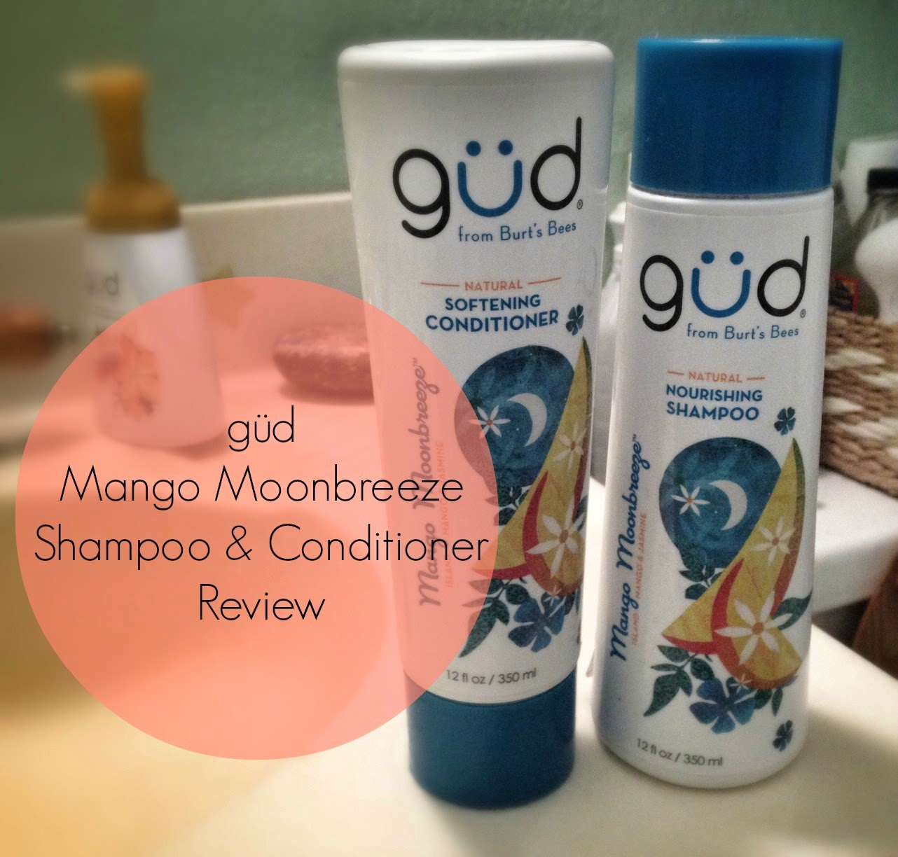 güd Mango Moonbreeze Shampoo & Conditioner