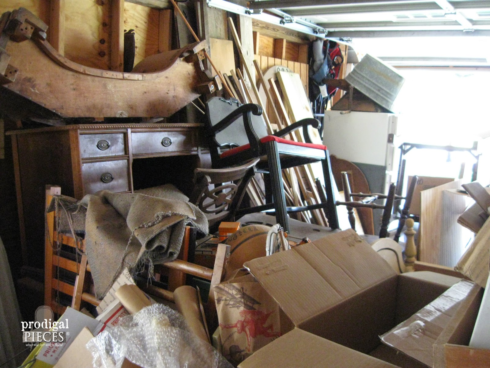 Letting Go...saying good-bye to clutter and hello to sanity via http://www.prodigalpieces.com