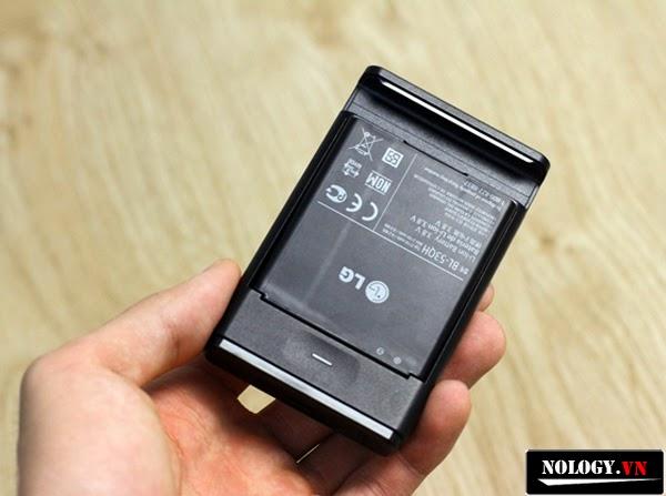 Dock sạc pin LG VU F100, LG VU F200, LG VU 3