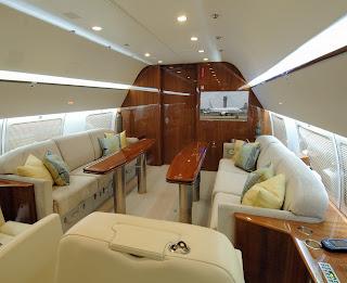 BBJ1 Interior