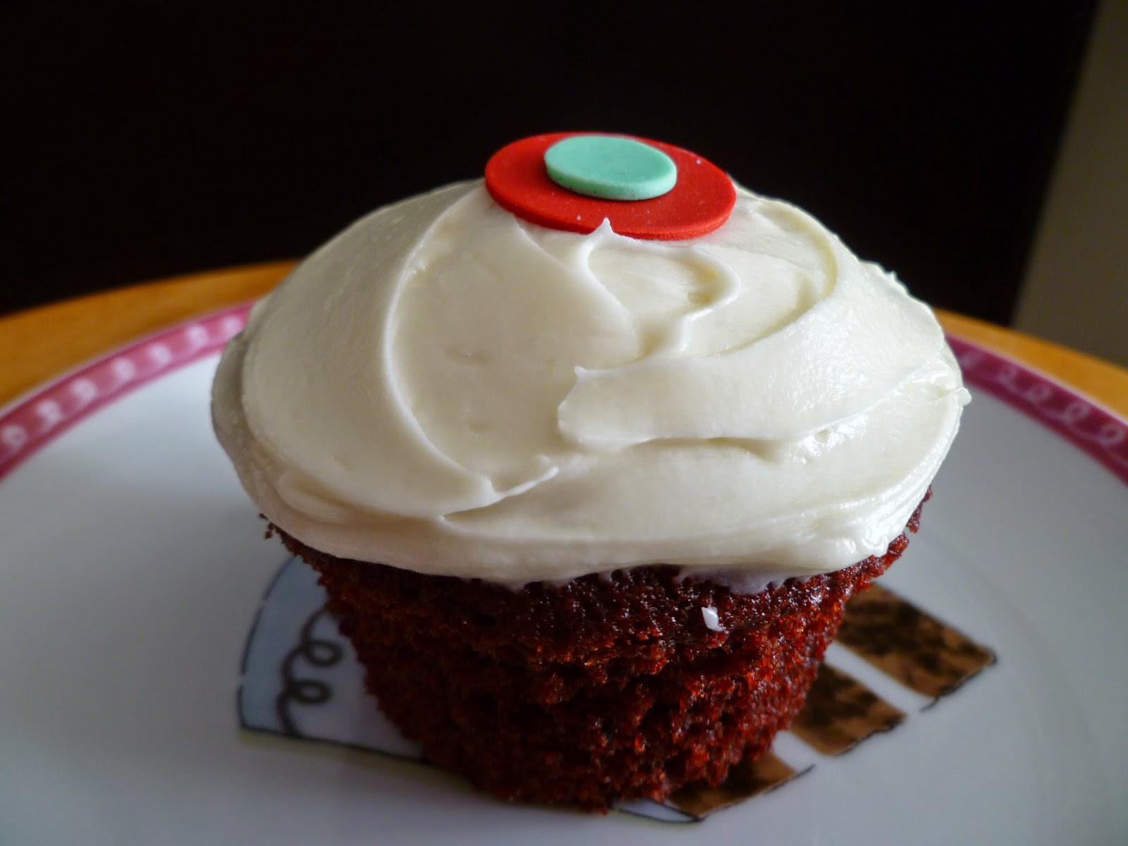recipe sprinkles red velvet cupcakes