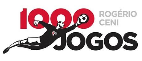 Rogério Ceni completa 1000 jogos com a camisa do São Paulo