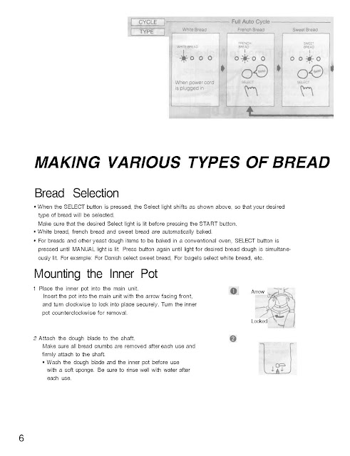 welbilt bread machine model abm3400 instruction manual Excellent working condition welbilt the bread machine model abm 100-3 bread maker w/ manual & recipe works tested and works i accept paypal as payment and it has to be made within 3 days.