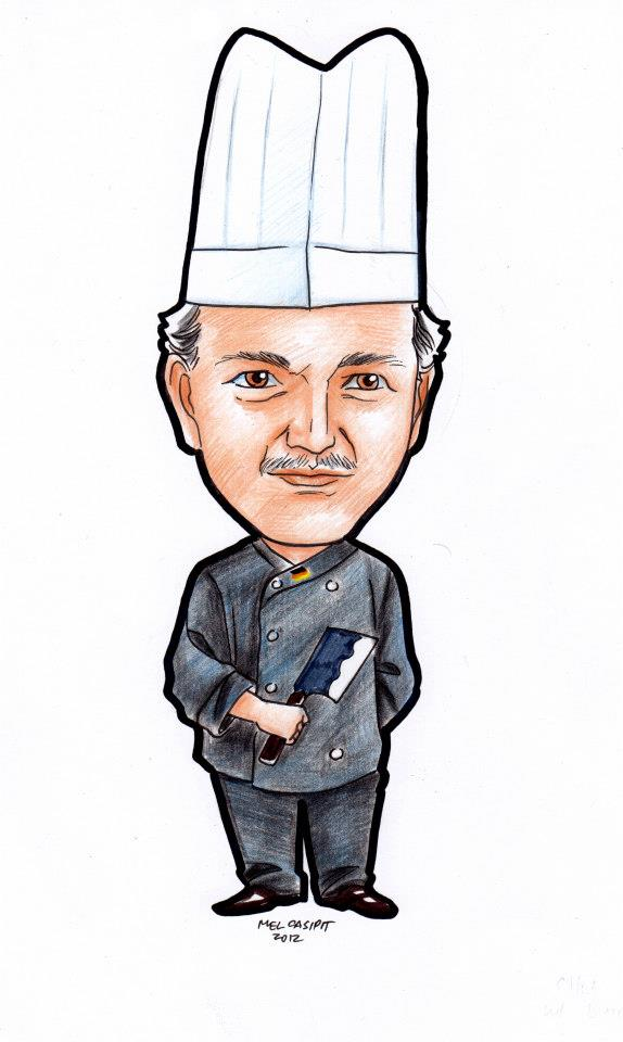 Chef Caricature