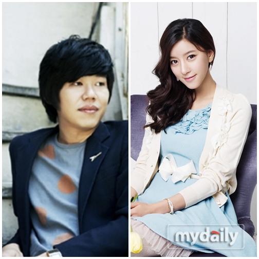 Lee Hyori Boyfriend Lee Sang Soon Famous musician lee sang soon Lee Hyori Boyfriend 2013