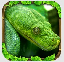 Android game Snake Simulator v1 Rev