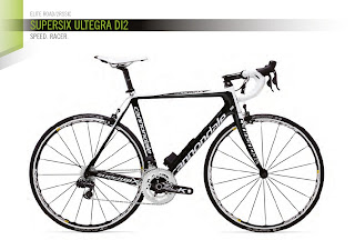 Cannondale 2012: Gamme Route
