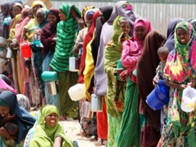 Gila Tentera Jadikan Wanita Somalia Pemuas Nafsu!!