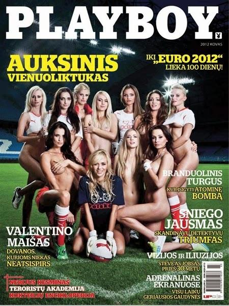Football Fever – Playboy Lithuania