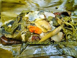 Resep Pepes Ikan Enak Pedas Khas Sunda