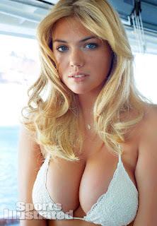 Hot blonde p