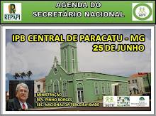25.06.2017 - IPB PARACATU
