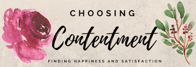 Choosing Contentment
