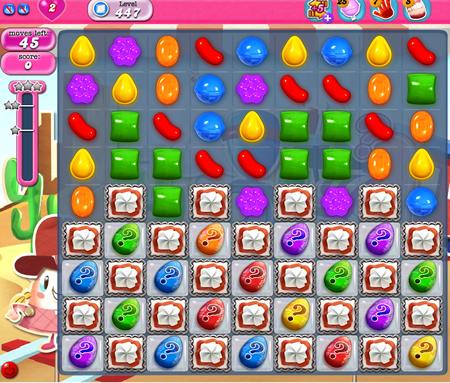 Candy Crush Saga 447
