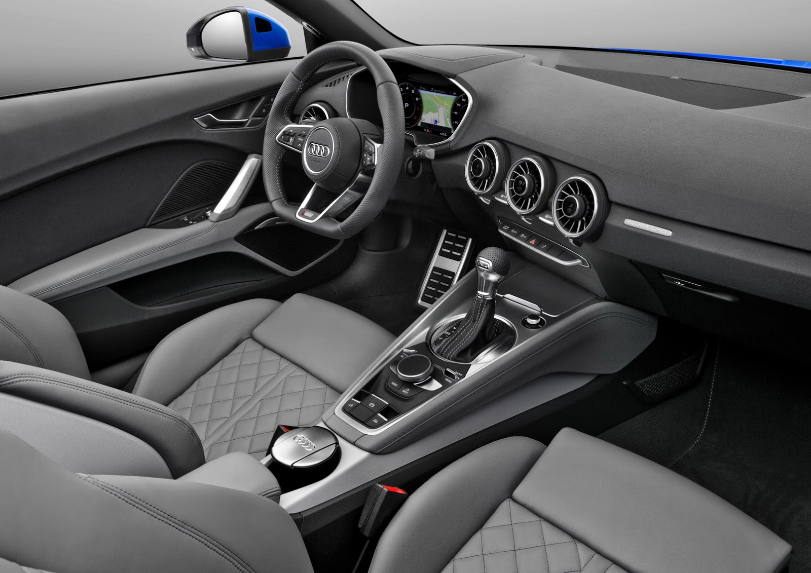 audi tt tts roadster 2014 dark cars wallpapers. Black Bedroom Furniture Sets. Home Design Ideas