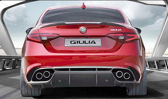 2016 Alfa Romeo Giulia Quadrofoglio Verde Design Price ...