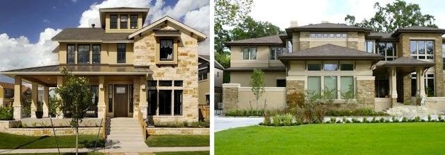 Fachadas de piedra tipos de piedra para fachadas de casas - Piedra caliza para fachadas ...