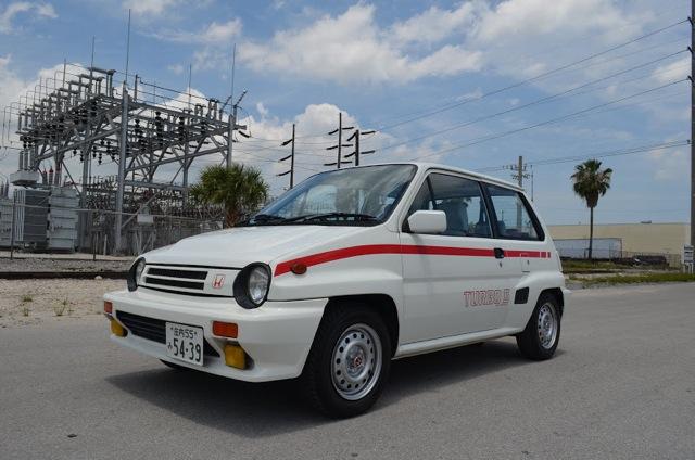 Honda Motocompo For Sale >> Nostalgic Subcompact: A 1986 Honda City Turbo II on U.S. Soil | Subcompact Culture - The small ...
