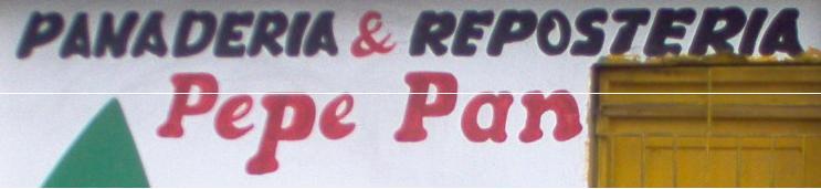 Panadería y Repostería Pepe Pan