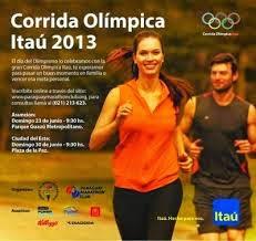Corrida Olímpica Itau - Ciudad Del Leste - Paraguai