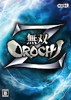Cover Warriors Orochi Z | www.wizyuloverz.com