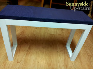 "Project"" Building a Small End Table by Sunnyside Up Stairs"