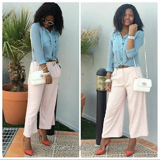 Wide Leg Trousers, Bell Bottom Pants And Culotte Trousers - Style Up With Kim