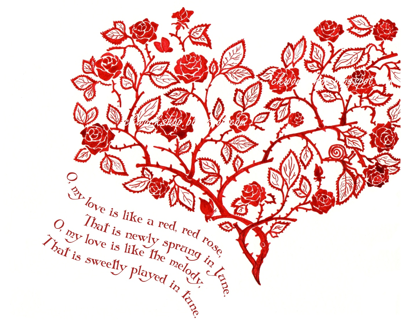 """a red red rose essay In """"red rose"""" this essay will ventilate the poem muteshagusto analysis of the """"red, red rose"""" by richard burns."""