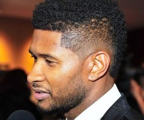 Cheveux de black homme