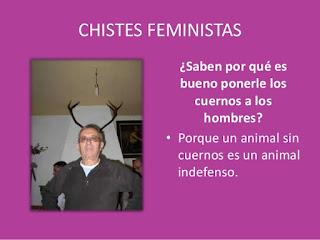 Chistes Feministas, parte 4