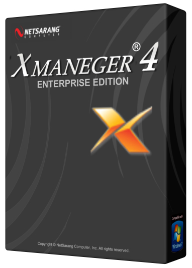 NetSarang Xmanager Enterprise 4 Build 0239