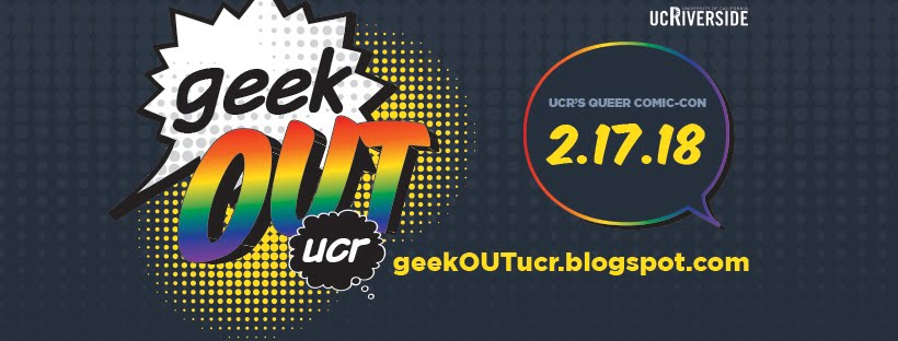 geek OUT ucr